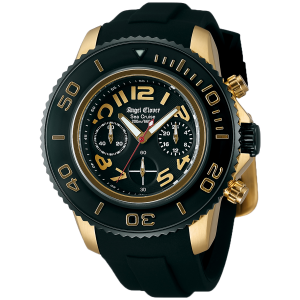 Sea Cruise Black / Gold